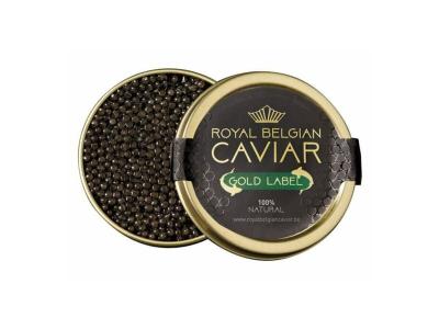 Belgische kaviaar 50gr